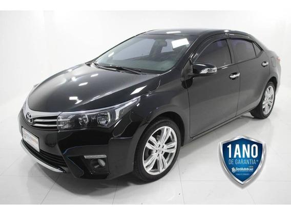 Toyota Corolla Xei 2.0 Aut 4p Flex
