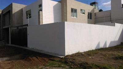 Casa 160mts T 144mts C San Andres Cholula Puebla