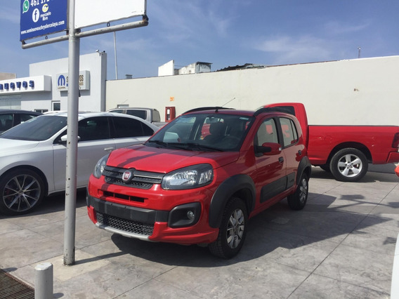 Fiat Uno Way Mtx 2018