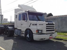 Scania T112 Hs 330 Intercooler Com Bug 20