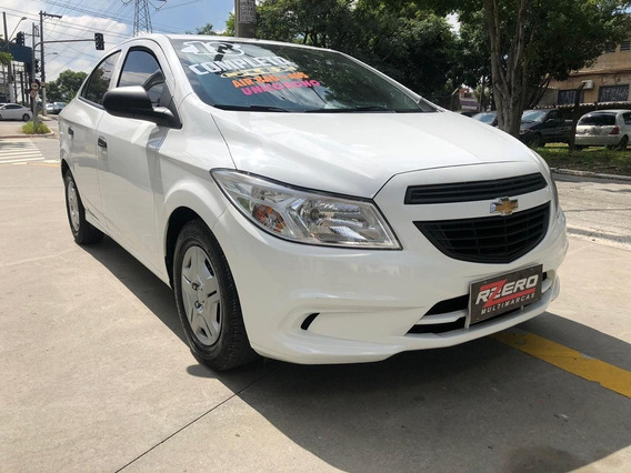Chevrolet Prisma Joy 2018 Completo 1.0 8v Flex 19.000 Km