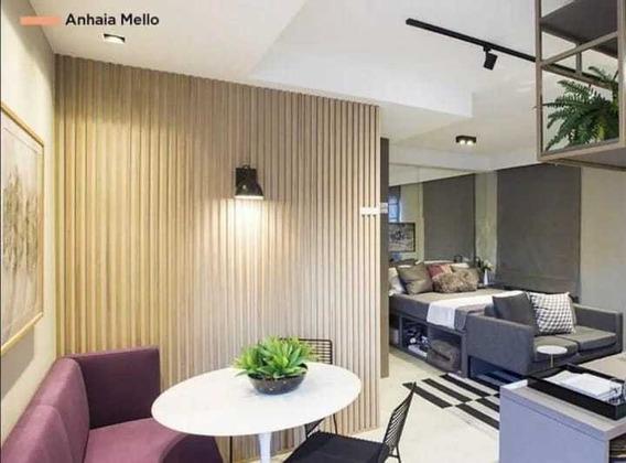 Apartamento Studio Anhaia Mello