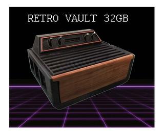 Consola Retrovault Juga Nes Sega Ps1 Atari Mas 10000 Juegos