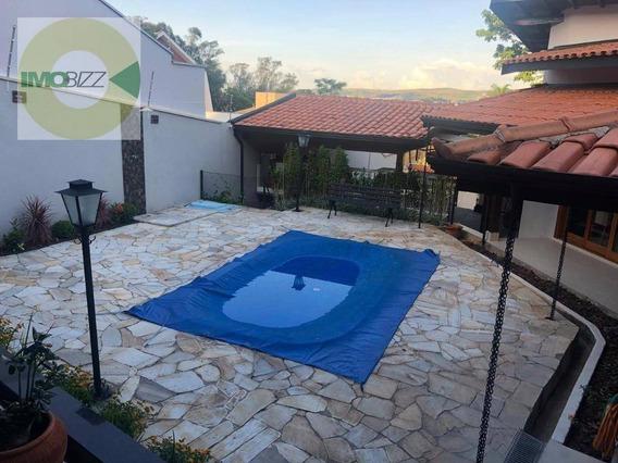 Casa Residencial À Venda, Parque Terranova, Valinhos. - Ca0798