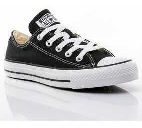Zapatillas Converse All Star Negras 100% Originales!!