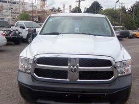 Dodge Ram 1500 4p Crew Cab V6 3.6 Aut 4x2 Trabajo