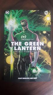 The Green Lantern Vol. 1: Policia Intergalactico