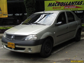 Renault Logan Expression 1400 Cc