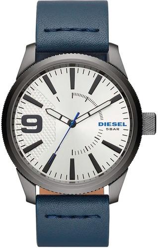 Relógio Diesel Masculino Rasp Nsbb Dz1859/0an