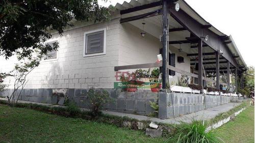 Imagem 1 de 30 de Chácara Com 2 Dormitórios À Venda, 6000 M² Por R$ 590.000,00 - Parque Santa Tereza - Santa Isabel/sp - Ch0809