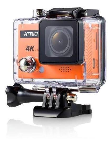 Camera De Acao Fullsport Cam 4k Atrio Dc185