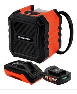 Parlante Bluetooth Dowen Pagio 18v Con Cargador Y Bateria
