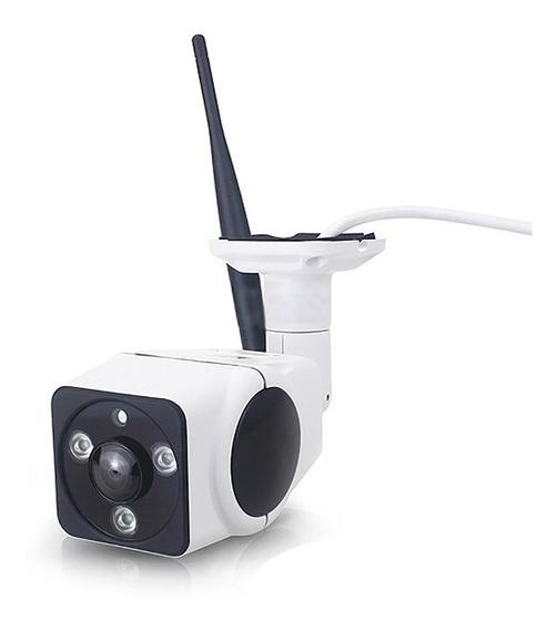 Câmera 360 Graus Ip Externa Wifi Acesso Celular Prova D