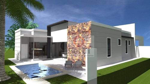 Casa À Venda, 280 M² Por R$ 1.490.000,00 - Bonfim Paulista - Ribeirão Preto/sp - Ca2767