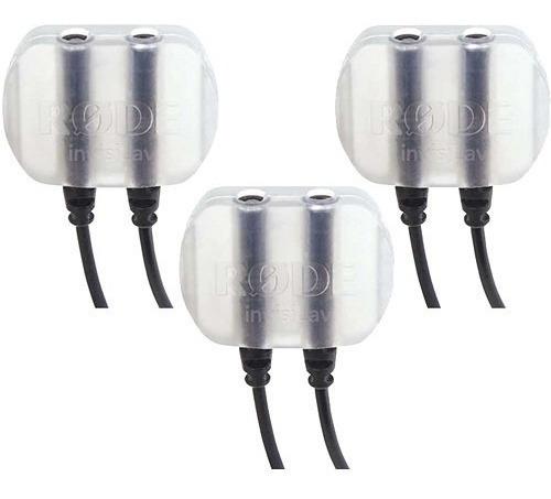 Sistema De Fixação De Lapela Invisilav ( 3 Unidades) - Rode