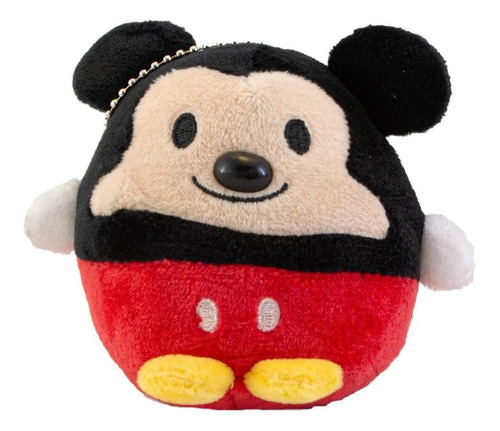 Peluches Mickey O Minnie 8 Cm Vibración 8501 By Creciendo