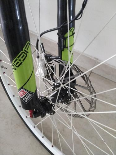Bicicleta Mtb - Merida Race Lite 2000 - Rodado 26