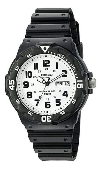 Reloj Casio De Cuarzo Deportivo Para Hombre Correa De Resina