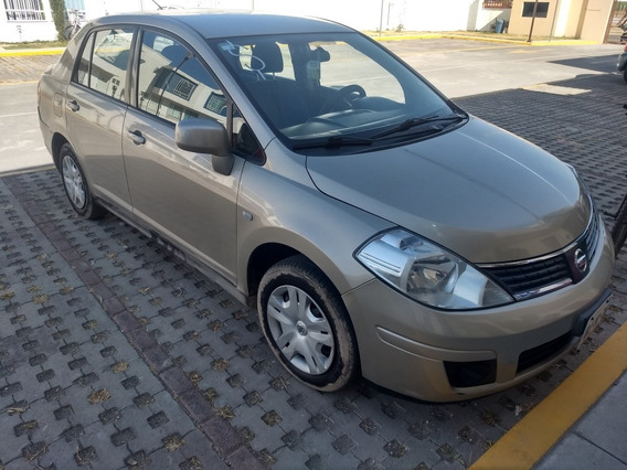 Nissan Tiida 1.8 Sense Sedan At 2009