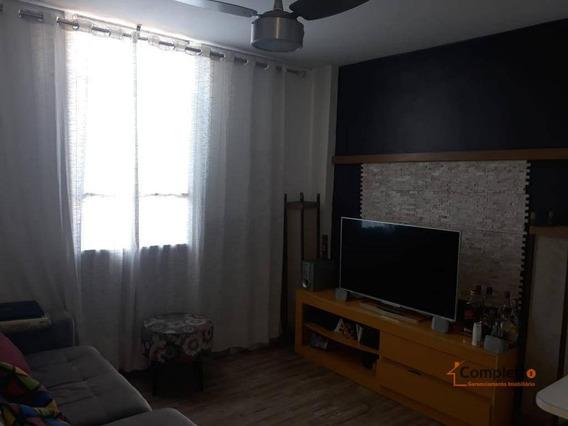 Ótimo Apartamento 2 Quartos Na Taquara - Ap0182