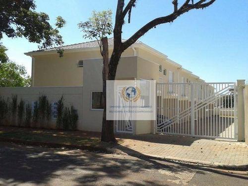 Casa Com 3 Dormitórios À Venda, 80 M² Por R$ 650.000,00 - Chácara Primavera - Campinas/sp - Ca0438