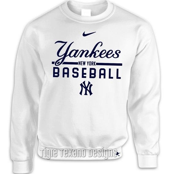 Sudadera Básica Yankees Nueva York Mod. K ( Tigre Texano D.)