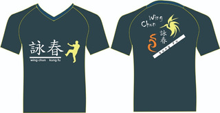 Camisa Dry Fit Wing Chun