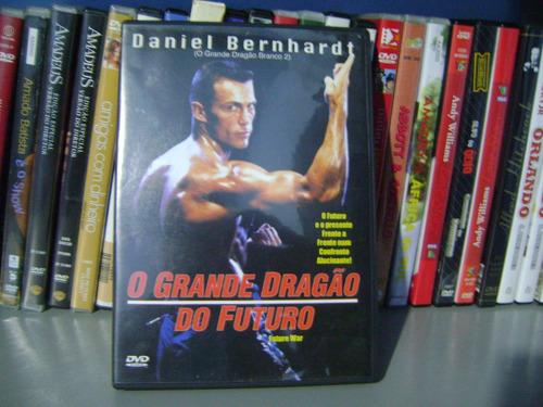 Dvd O Grande Dragao Do Futuro Daniel Bernhardt