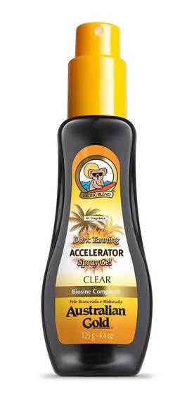 Acelerador De Bronzeado Dark Tanning Clear 125ml