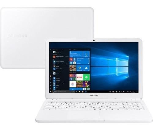 Notebook Samsung Dual Core 8gb 500gb Tela 15.6 Windows 10