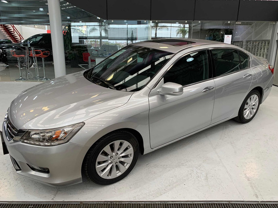 Honda Accord 3.5 Exl Sedan V6 At 2014