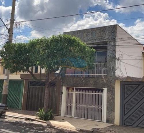 Casa Sobrado, Jardim José Sampaio Junior, Ribeirão Preto - C4927-v