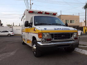Ambulancia 2007 Ford Diesel Tipo 3, Como Nueva, Preciosa