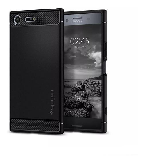 Funda Spigen Sony Xperia Xz Premium Case Rugged Armor