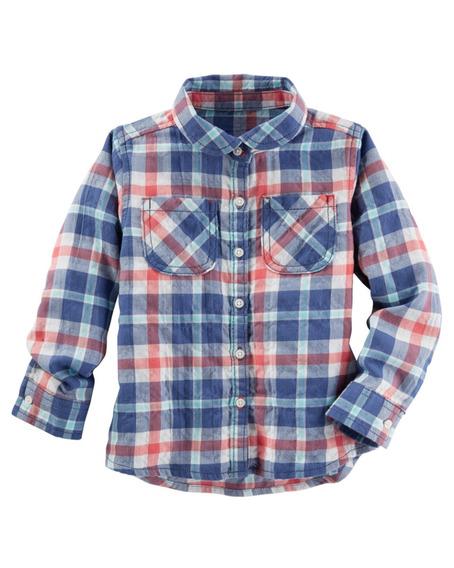 Oshkosh - Camisa Nene Original