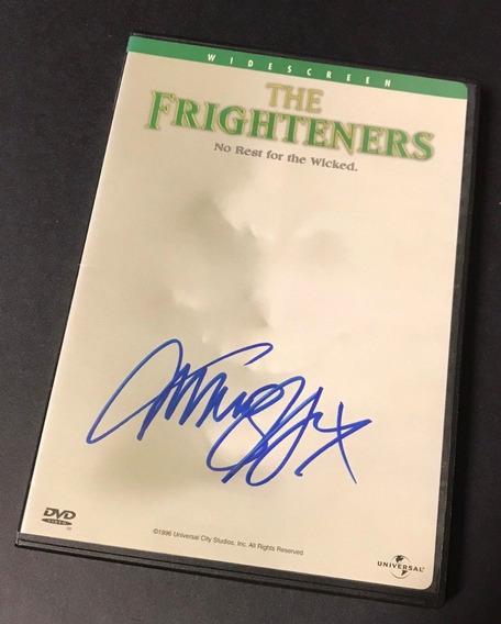 Michael J. Fox Edição Autografada The Frighteners Martymcfly