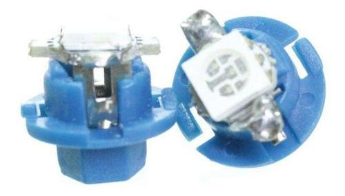 Imagem 1 de 1 de Lâmpada Led B8.4 12v 1smd5050 Azul Par