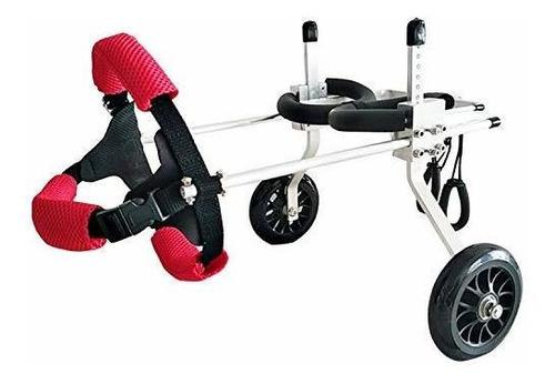 Imagen 1 de 5 de Silla De Rueda Para Perros Discapacitados Ajustable Rehabita