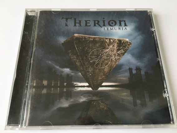 Therion - Lemuria - Cd Importado Theatre Of Tragedy Kamelot
