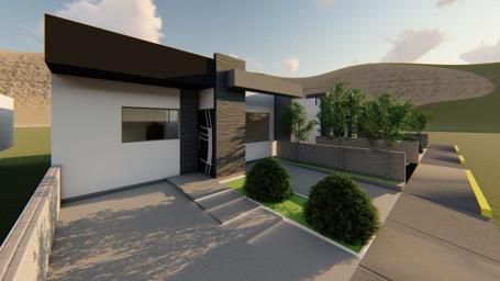 Casa Nueva En Privada 1 Planta 3 Recamaras En El Pueblito