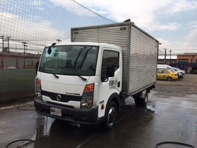 Camion 2.5 Toneladas Furgon Carga Máxima 5.390 Kg