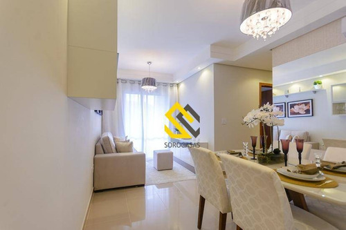 Imagem 1 de 17 de Apartamento Com 2 Dormitórios À Venda, 71 M² Por R$ 320.000,00 - Jardim Europa - Sorocaba/sp - Ap0843