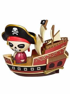 Barco Pirata.dirbz Ridez Jolly Roger. Piratas Del Caribe