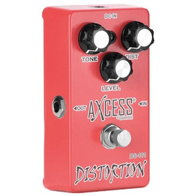Pedal Axcess By Giannini Ds-101 - Distortion