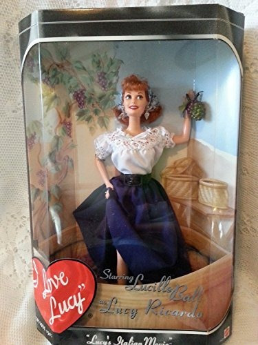 Imagen 1 de 1 de Barbie Como Lucy En I Love Lucy Lucys Episodio De La Pelicu