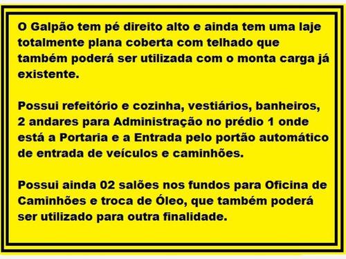 Galpao - Demarchi - Sao Bernardo Do Campo - Sao Paulo  | Ref.:  - 12732