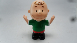 Muñeco Juguete Snoopy Coleccion Futbol