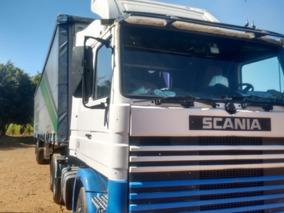 Scania 112h Frontal, Trucada, Motor E Cambio Feitos