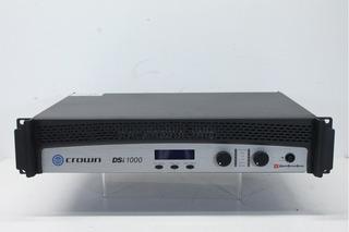 Amplificador Crown Dsi 1000 Potencia 1000 Watts
