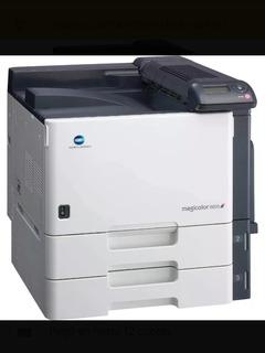 Impresora Magicolor 8650 Color 114.000 Copias